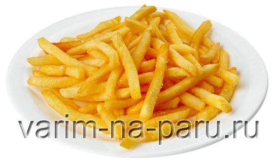 Картошка фри в мультиварке панасоник