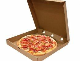 Миниатюра к статье Упаковка для пиццы